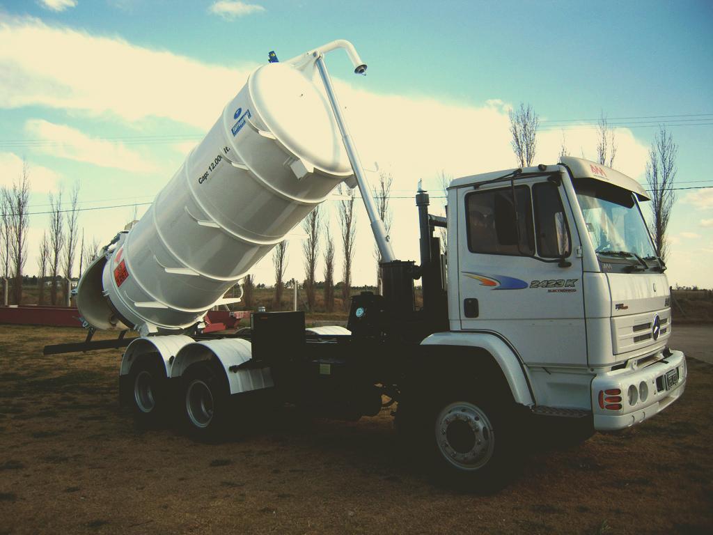 alto-vacio-sobre-camion